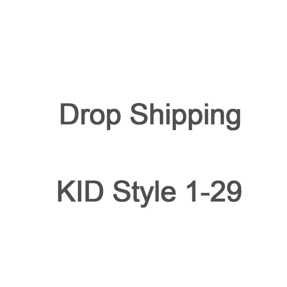 US Drop Shipping LINK KID Style 1-29
