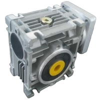 Hot 10:1 Worm Reducer Nmrv030 Reducer Worm Gear Reducer Series Reducer Gearbox