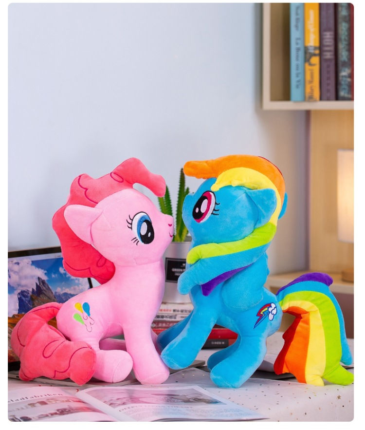 My Little Pony 20cm Stuffed Toy Dolls 13