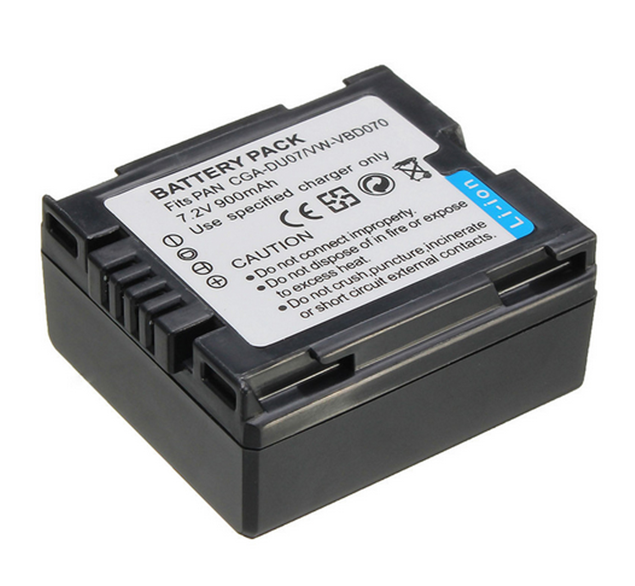 PV-GS59 Battery Pack for Panasonic PV-GS50 PV-GS55 PV-GS69 Camcorder PV-GS65