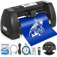 VEVOR – Machine de découpe de vinyle de 14 pouces, traceur d'alimentation en papier de 350mm, Machine de fabrication de signe, logiciel de signet