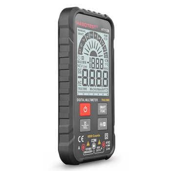 HABOTEST Digital Multimeter Esr Meter Auto Range Tester Multimeter Electrical Meter Transistor Capacitor Tester Smart HT112B - DISCOUNT ITEM  41 OFF Tools