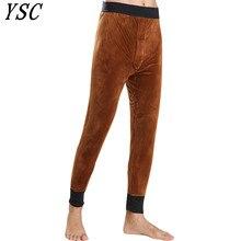 YSC, стиль, для мужчин и женщин, чистая шерсть, теплые штаны, трикотажные кальсоны, спандекс, колготки, брюки, нижнее белье, сексуальное, высокое качество, 2
