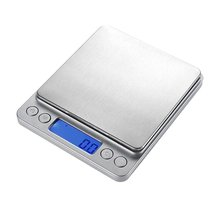 3Kg/0.1G Kitchen Digital Scale Lcd Electronic Balance Food Weight Postal Scales Portable Baking Electronic Scale Wholesale Sale
