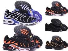 Zapatillas deportivas TN para hombre, originales, para correr al aire libre, color negro, blanco, Sports40-46, 95 97