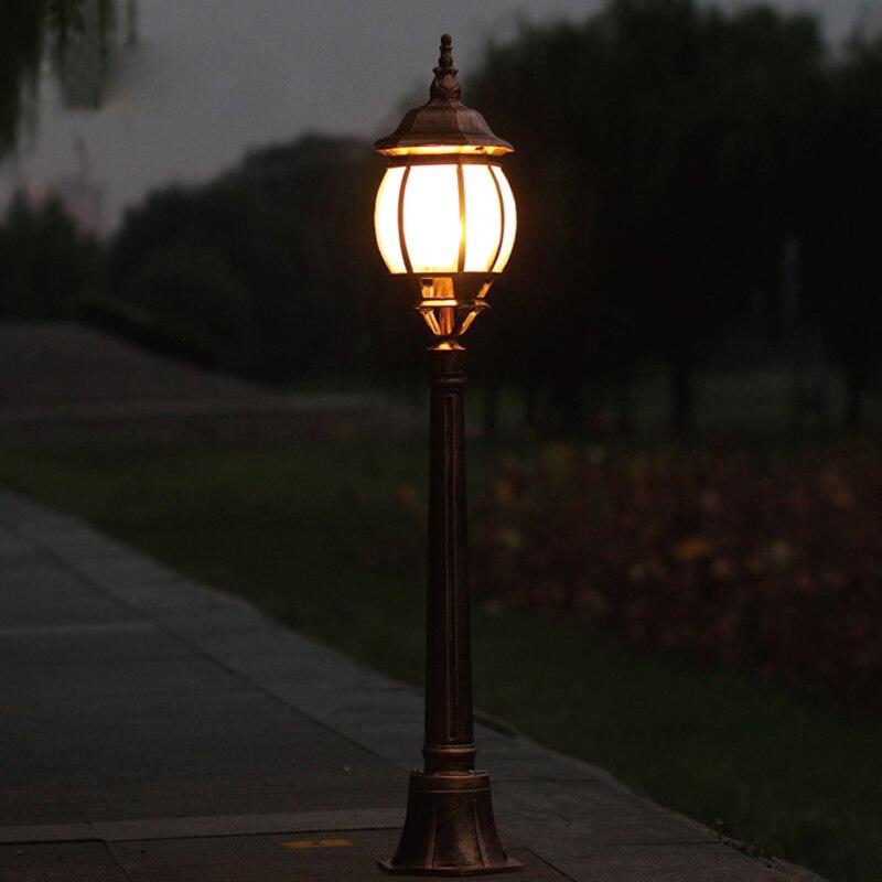 comunidade luz rua grama luz jardim luz led paisagem luz 02