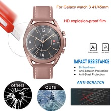 Tempered-Glass Samsung Screen-Protector-Film Watch Hd-Film Galaxy for 2pcs Explosion-Proof