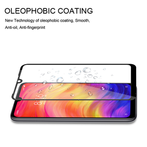 Image 3 - Cristal de Cámara 2 en 1 para Redmi Note 7 8 5 K20 pro protector de pantalla de vidrio templado para xiaomi redmi 6 7 Note 8 7 Pro película de vidrio