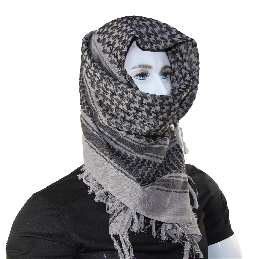 Hunting Army Military Tactical Keffiyeh Shemagh Desert Arab Scarf Shawl Neck
