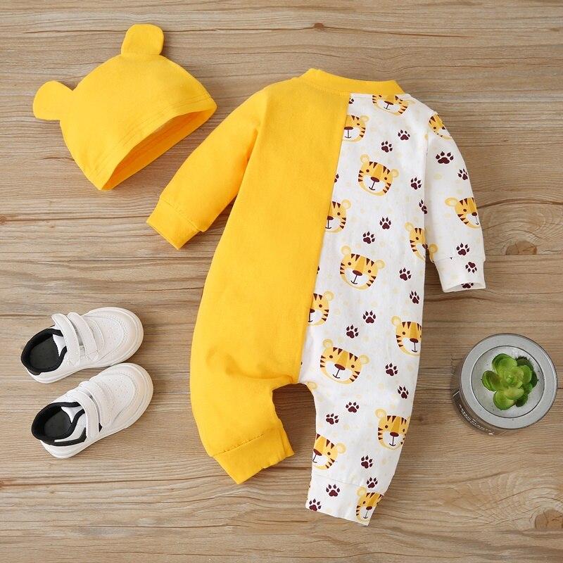 Купить комбинезон для новорожденных мальчиков 2 шт/комплект хлопковый