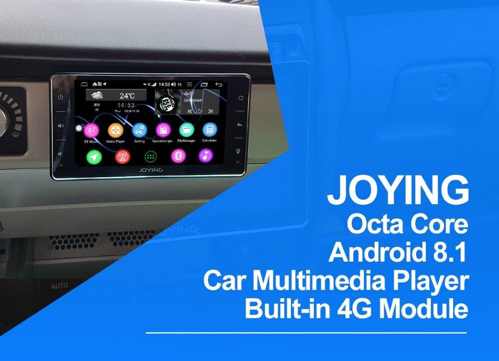 inch autoradio 64GB JOYING 1