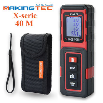 Laser Meter Laser Rangefinder Backlight Digital Distance Meter Measure Range Trena Laser Tape Laser Ruler Roulette Build Tool makingtec laser meter laser distance meter 40m60m laser rangefinder laser measure digital measuring tape range finder roulette