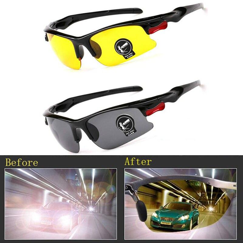 Laser Safety Glasses Welding Laser IPL Beauty Instrument Protection Eyewear Anti Glare Night-Vision Eye Protective Glasses