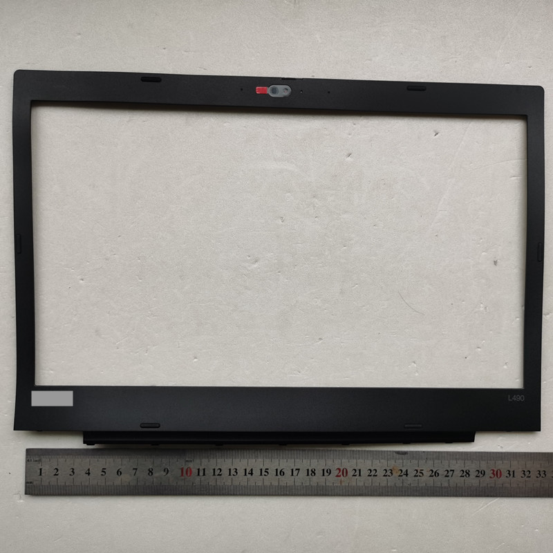 New laptop  for lenovo Thinkpad L490  AP1AZ000100 /AP1AZ000300 Top case base lcd back cover /lcd front bezel screen frame 2