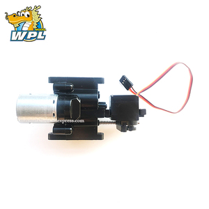 Image 5 - WPL Upgrade WPL Gearbox Accessories Spare Part Original WPL OP Fitting 2 Speed Transmission B14B16 B24 C14 C24 Available 4*4 6*6