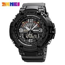 Luxury Sport Watch Men 50Bar Waterproof Military Sp