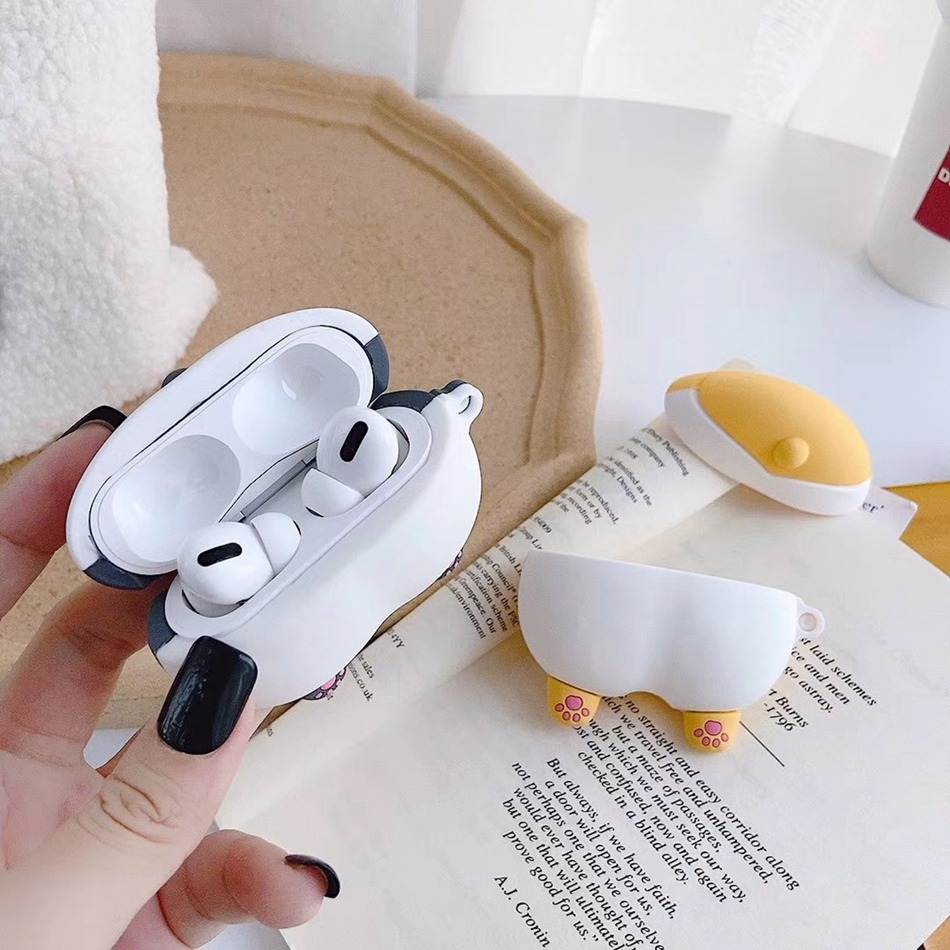 Cartoon Silicone Case for AirPods Pro 185