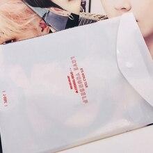 Kpop Bangtan мальчики любят себя папка файл сумка для хранения