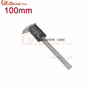 Image 5 - Mini kieszeń suwmiarka cyfrowa ze stali nierdzewnej 50mm 70mm 100mm elektroniczny suwmiarka suwmiarka Gem grubościomierz