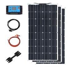 Boguang 300 Вт набор солнечных панелей Гибкая батарея высокой