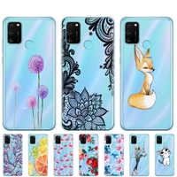 """Silicon Case For HONOR 9A Case 6.3"""" Soft Tpu Phone Cover On Huawei Honor 9A 9 A MOA-LX9N Back Bag Protective Coque Funda Shell"""