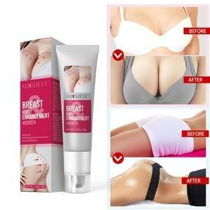45g Breast Ass Enhancement Cream Effective Full Elasticity Boobs Butt Enhancer Lazy Big Bust Hips Massage Oil Increase Tightness