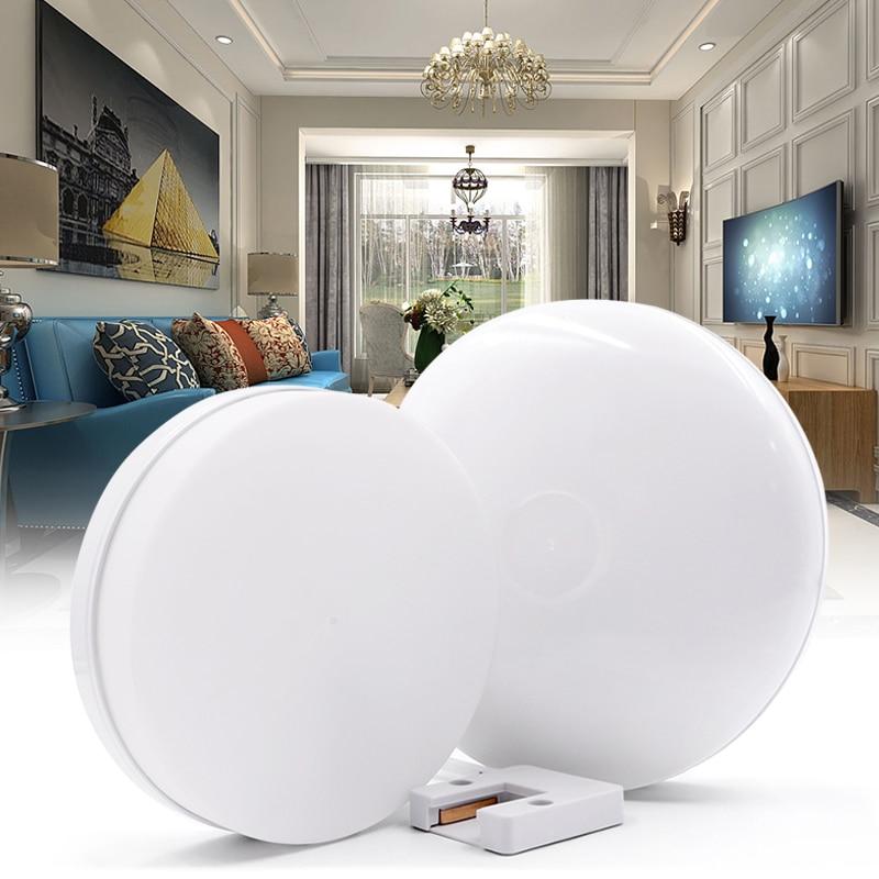 Ultra Thin LED Ceiling Light Lamp 6W 9W 13W 18W 24W 36W 48W AC85-265V Surface Mount Flush Lampada LED Panel Light For Bedroom