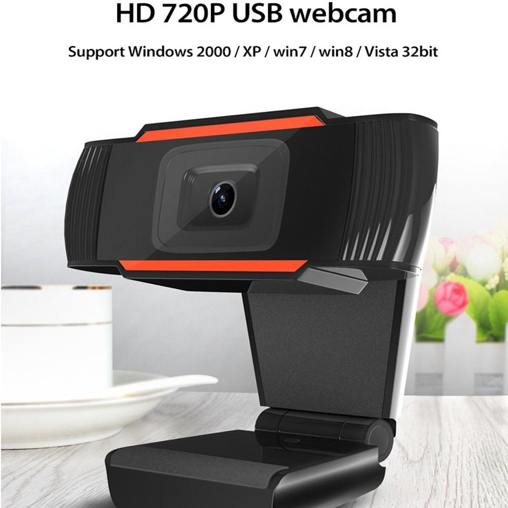 ORAH HD Webcam  Ip Camera Wifi Built-in Sound Absorption Microphone Digit Video For Laptop PC USB Surveillance Security Camera