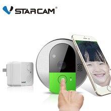 VStarcam C95 HD 720P Drahtlose WiFi Sicherheit IP Tür Kamera Nachtsicht Zwei wege Audio Weitwinkel Video Doorcam cam