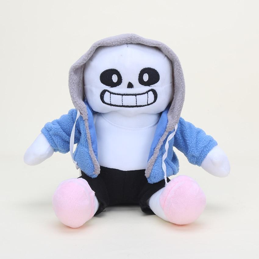 Undertale Plush Toy Anime Doll Undertale Sans Toriel Animal Plush Toy Soft Plush Stuffed Doll Children Best Birthday Gifts(China)