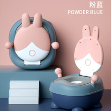 Baby Potty Rabbit Cartoon Male
