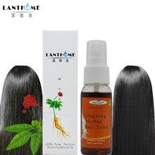 2 шт пилатория быстрый рост волос жидкость регенеративная терапия Предотвращение выпадения волос питание лечение волос женьшень травяной экстракт