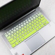 Para lenovo ideapad S540-14IWL S540-14IML S540-14API s540 14iml 14api 14iwl 14 14 keyboard silicone teclado portátil capa protetor de pele