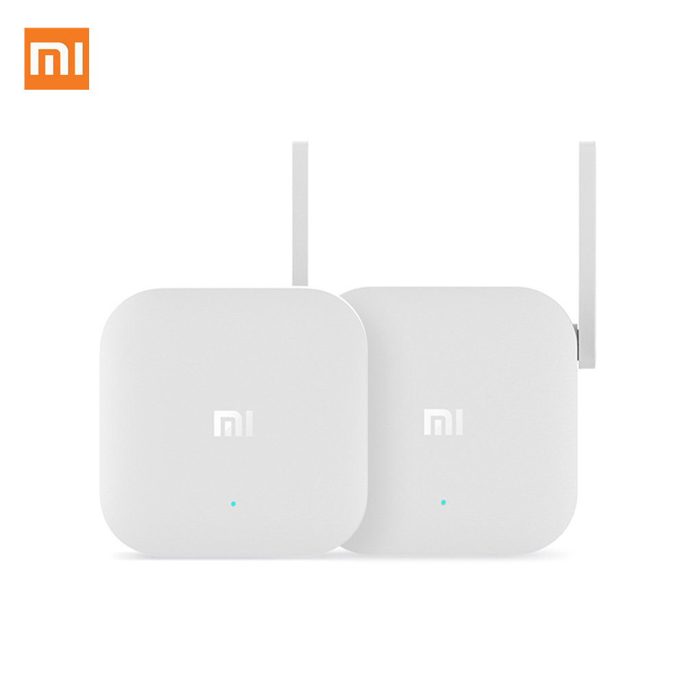 Original Xiaomi Electric Power Cat Wifi Repeater 2.4G 300Mbps Wireless Range Extender Router Access Point Mi Signal Amplifier