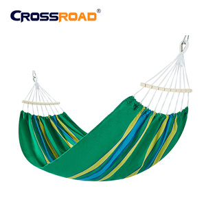 Image 5 - CR 2018NEW 200x100CM Sigle High Quality Garden swings Outdoor camping hammock  hanging chair sleeping bed portable for kids
