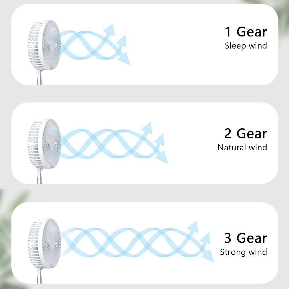 de água ventilador portátil dobrável retrátil ventilador