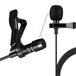 Image 5 - HANGRUI Mini Revers Clip Op Mic Condensator Microfoon Voice Recorder Gebruik Type C/3.55mm Plug Voor iPhone samsung Xiaomi Mobiele Telefoon