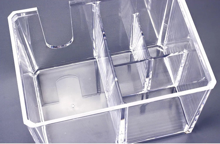 Cotton pad plastic storage box (11)