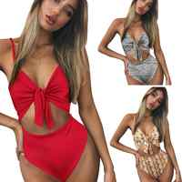 2020 Sexy And Fashion Onjoined Openwork Leopard Snake Pattern Swimsuit High Waist Bikini Swimwear Beach Wear Bathing Suits