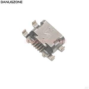 Image 1 - 50 PCS/Lot Pour Motorola MOTO G6 Jouer/E5 Port USB Prise de Charge Prise De Charge Connecteur Dock