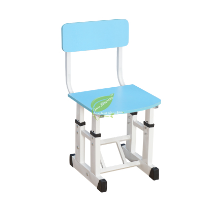 Free Shipping Elementary School Learning Chair Lift Writing Chair Soft Back Correction Sitting Posture Desk Chair Child Stool