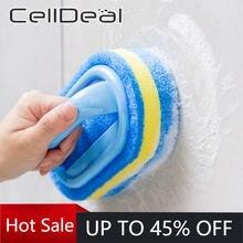Ванная комната Чистящая Щетка для ванны кухонная керамическая