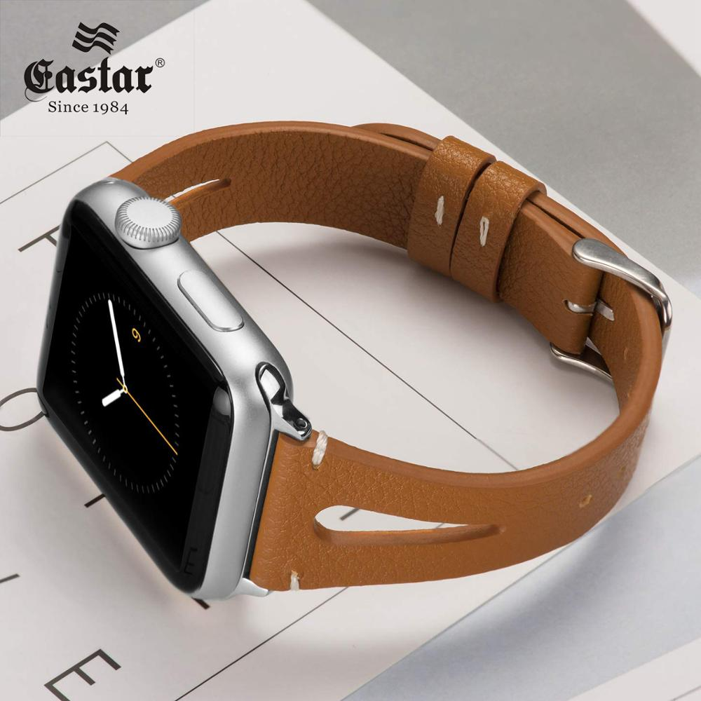 Women strap For Apple Watch 5 band 44mm iwatch Series 4 3 2 1 smart Accessories 42mm loop 38mm bracelet Replacement 40mm image