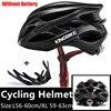 Kingbike 2019 novo design preto capacetes de bicicleta mtb mountain road ciclismo capacete da bicicleta casco ciclismo tamanho L-XL 11