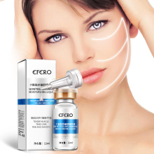 EFERO Six Peptides Serum Hyaluronic Acid Anti-Aging Wrinkle Lift Firming Whitening Cream Moisturizing Acne Treatment Face Cream