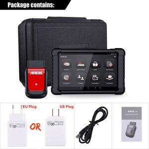Image 5 - OBD2 автомобильный сканер ABS EPB DPF SAS подушка безопасности сброс масла Топливная форсунка полная система автомобильный диагностический инструмент Bluetooth OBD2 ANCEL X6