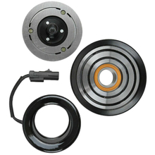 A/C AC Compressor Clutch Assembly Repair Kit for Jeep Liberty 2006 2007 2008