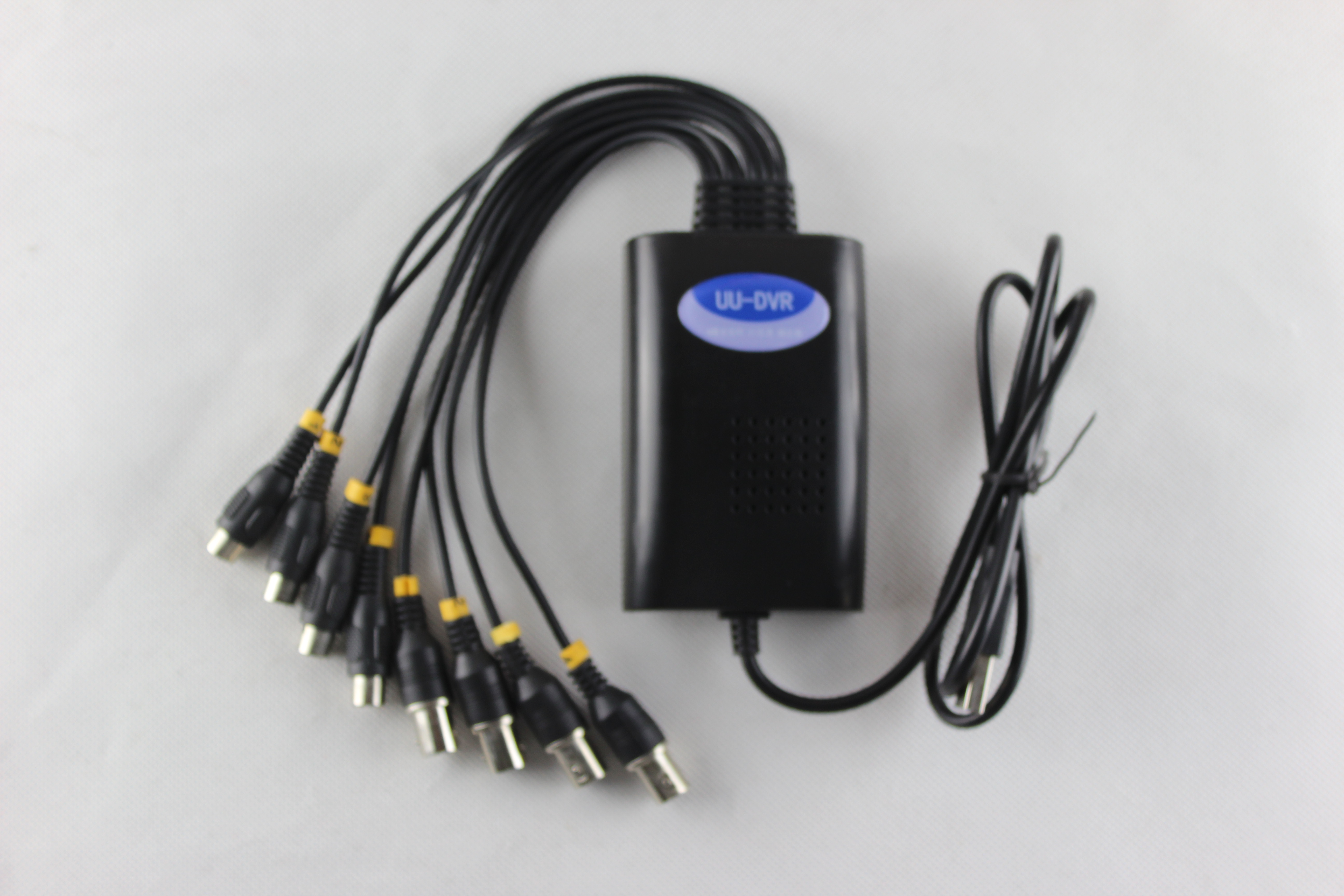 UUDVR 4-канальный USB карта видеозахвата SDK комплект