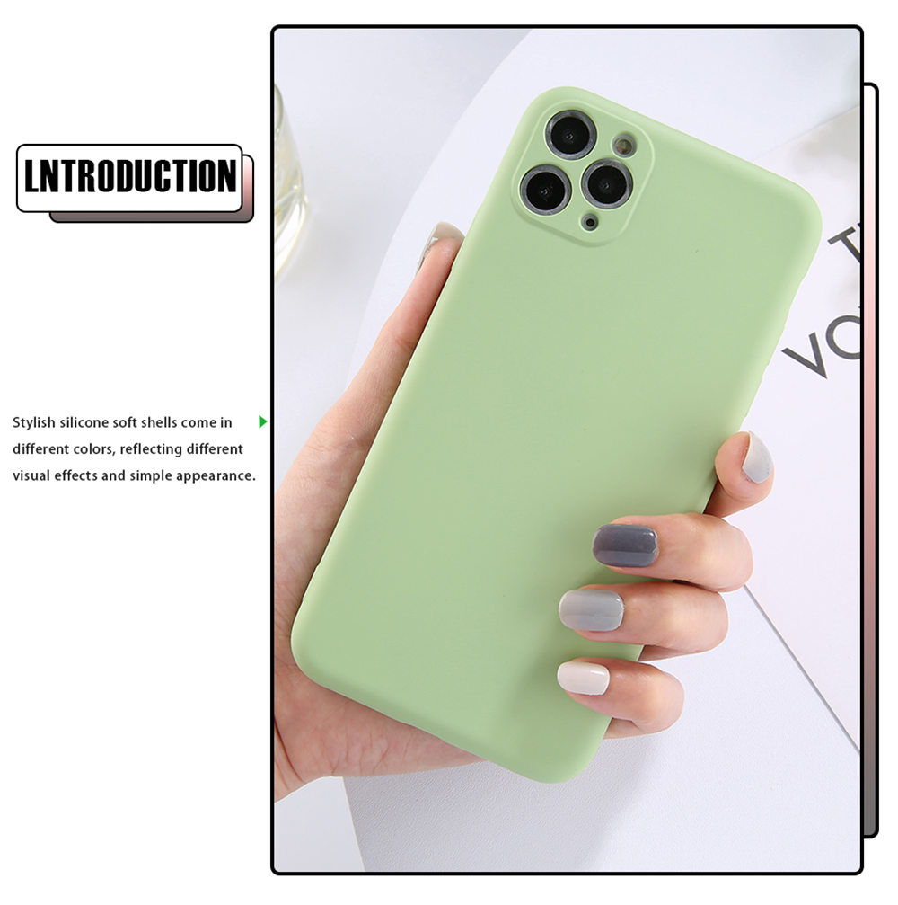 Candy Color Phone Case And Protective Shell Back Cover For Mobile Phones 8