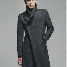 MRMT брендовые осенние зимние мужские куртки, мужское шерстяное пальто для ремонта тела, Длинная шерстяная куртка, верхняя одежда, мужская одежда